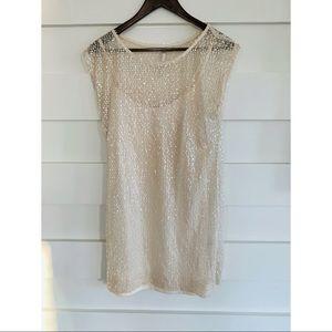 🆕LC Lauren Conrad- Sequin Mini Dress